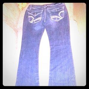 Denim - Vanilla Star Jeans